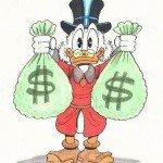 Scrooge McDuck in Baghdad