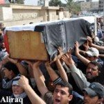 coffin in iraq