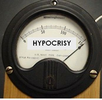 the hypocrisy around us What does the bible say about hypocrisy what does the bible say about he is telling us not be so prideful and convinced of our own goodness that we criticize.