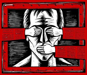 government censorship and the importance of media freedom Fake news and government censorship  ensuring both freedom of press and freedom of speech, censorship of the media is  as it didn't find the importance of.
