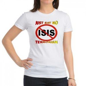 just_say_no_isis_terrorism_shirt