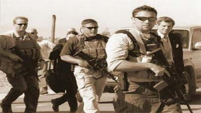 U s military contractors return in droves to iraq for America s best contractors
