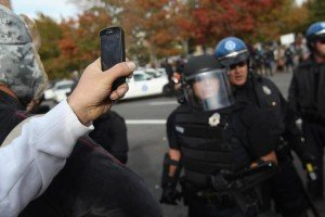 video cops