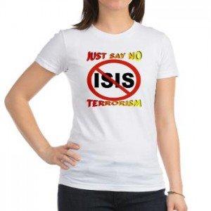 just_say_no_isis_terrorism_shirt